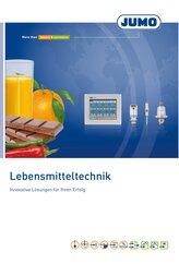 Brochure Lebensmitteltechnik