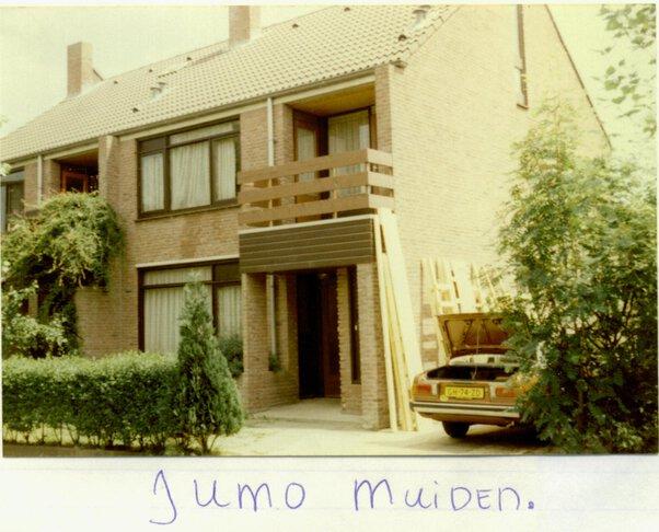 JUMO Nederland werd opgericht in dit woonhuis in Muiden