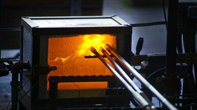 Discontinuous heat treatment