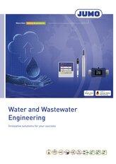Broschyr Vatten- och avloppsvattenteknik