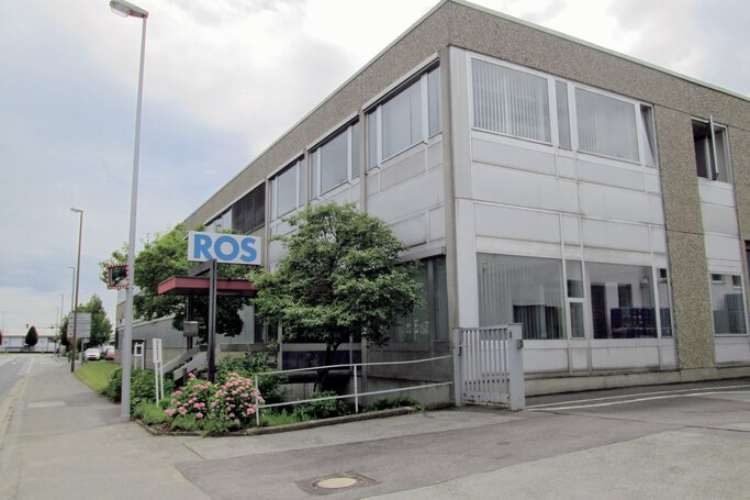 Exterior view of ROS GmbH & Co. KG
