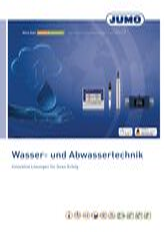 Prospekt technologia wodna i ściekowa