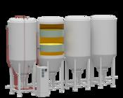 Abbildung Gär- und Lagertank
