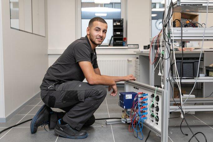 Werknemer Engineering