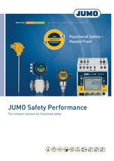 JUMO Safety Performance