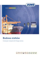 Prospekt budowa statków