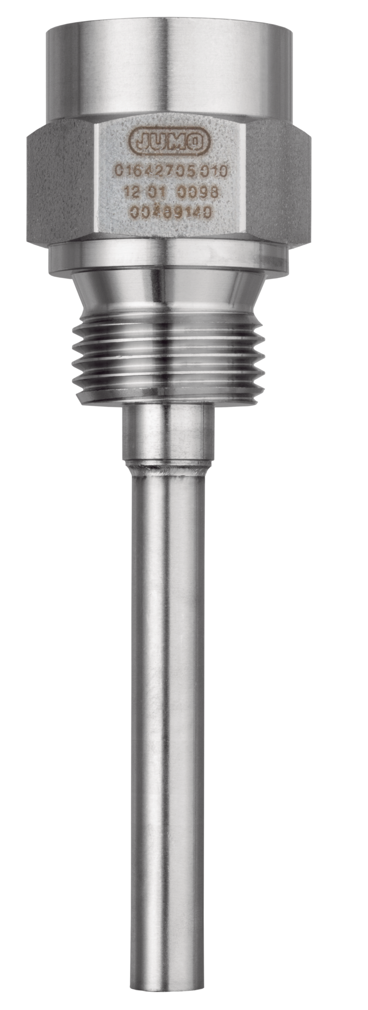 Screw-in thermowells