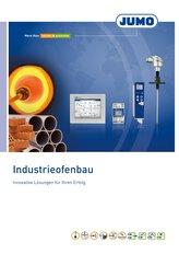 JUMO-Brochüre Industrieofenbau