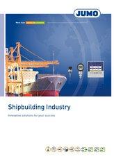 Brochüre Schiffbauindustrie