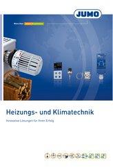 Titel Heizung- und Klimatechnikbroschüre