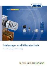 Prospekt technika grzewcza i klimatyzacyjna JUMO
