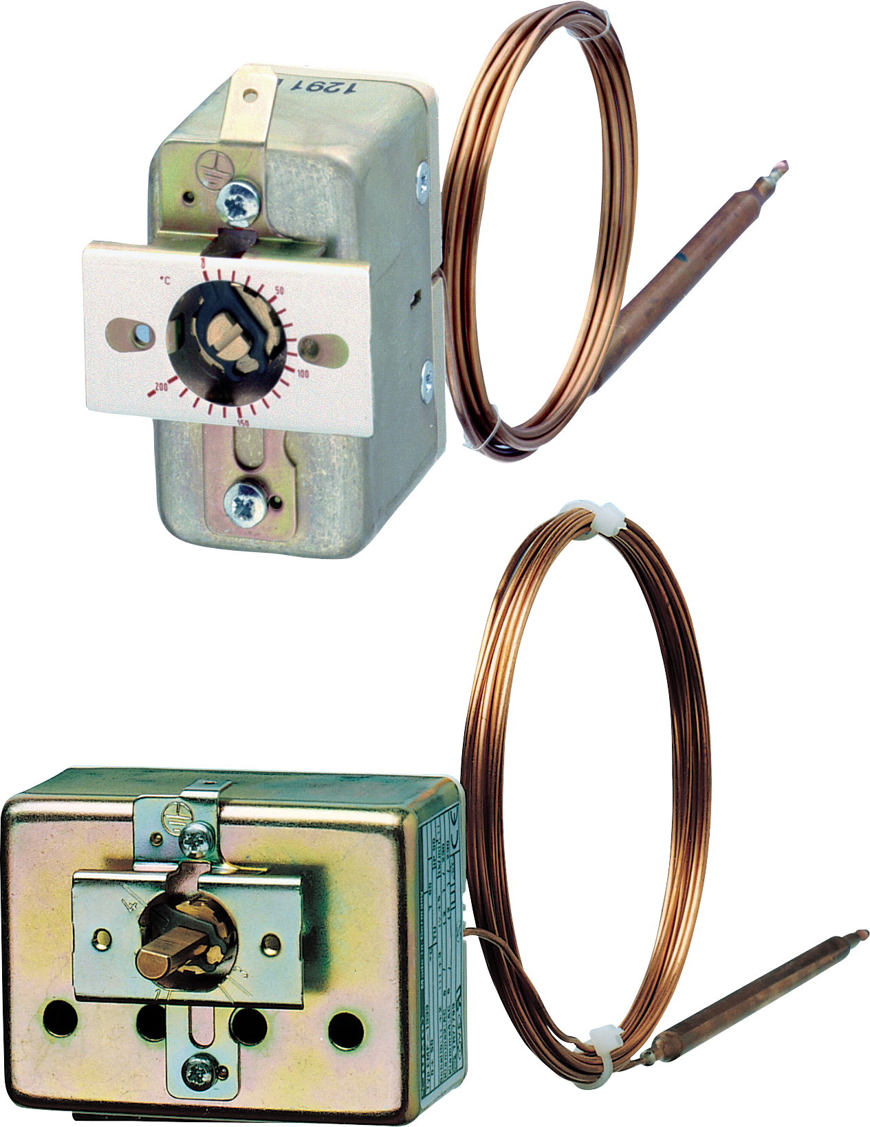 Temperaturüberwachungsgeräte JUMO EM-50