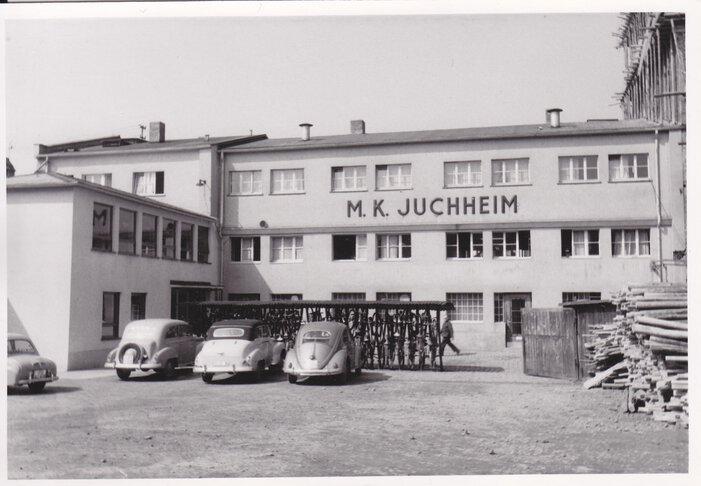 First building of M-K-Juchheim