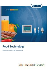 Brochure Food technology