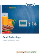 Brochure industrie alimentaire