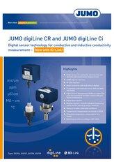 Title JUMO digiLine CR/Ci Broschure