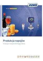 Prospekt produkcja napojów
