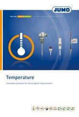Broschure Temperature
