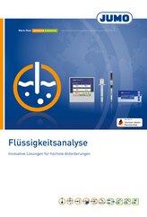 Prospekt Flüssigkeitsanalyse