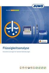 Brochüre Flüssigkeitsanalyse