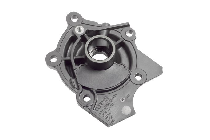 Plastic part from ROS GmbH & Co. KG