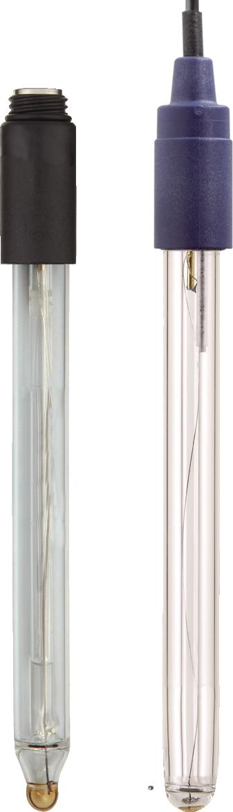Laboratory pH combination electrodes
