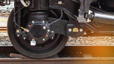 Railway wheel truck technology