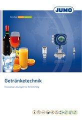 Broschüre Getränketechnik