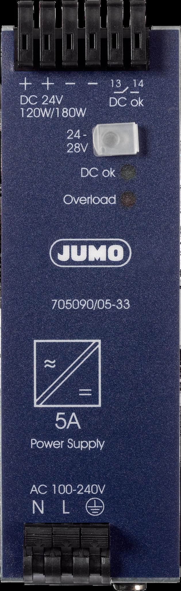 JUMO mTRON T