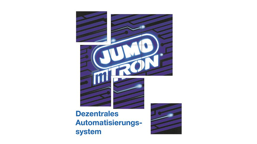 PR title JUMO mTRON Decentralised automation system