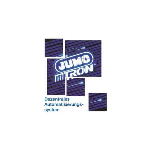 PR-titel JUMO mTRON gedecentraliseerd automatiseringssysteem