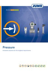 Brochure Pressure Measurement