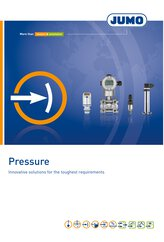 Brochure on Pressure Measurement