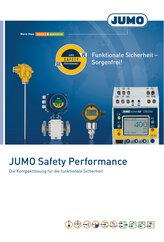Prospekt JUMO Safety Performance