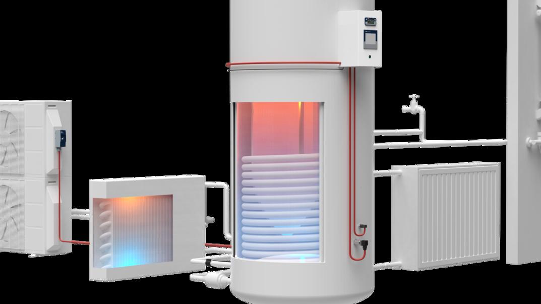 Klimatyzatory / pompy ciepła