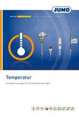Brochüre Temperatur