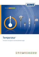 Titel Temperaturbroschüre