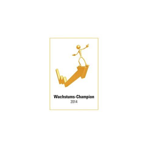 Groeikampioen 2014 Logo