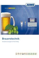 Broschüre Brauereitechnik
