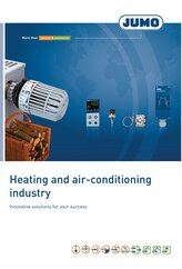 Brochure Heating and air-conditioning technology