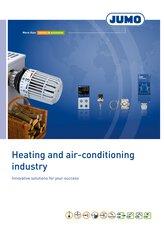 Titre Brochure sur le chauffage et la climatisation