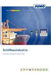 Broschüre für die Schiffbauindustrie