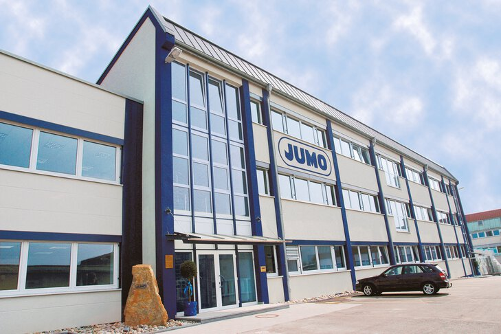 JUMO Fabriek 3 in Fulda