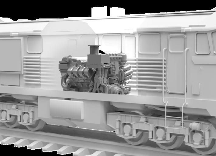 Temperaturüberwachung im Dieselmotor