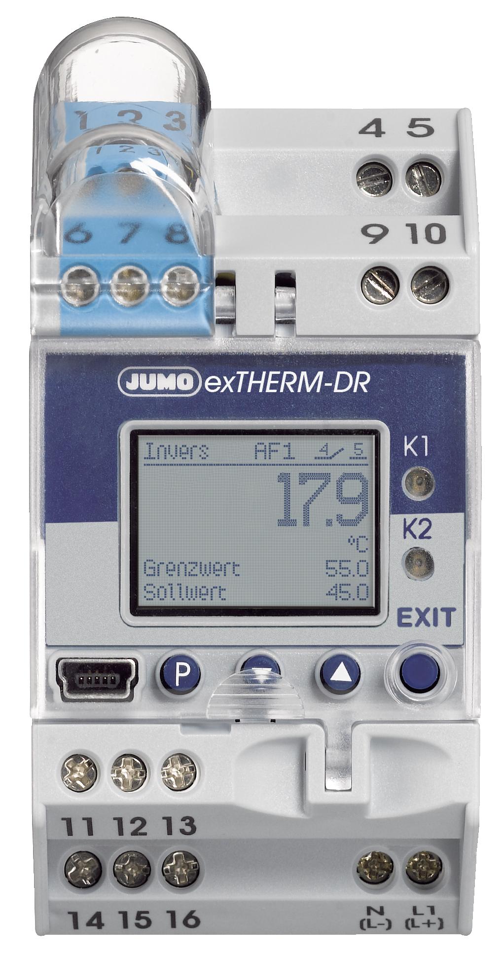 JUMO exTHERM-DR