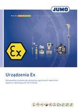 Prospekt technologia pomiarowa i kontrolna dla stref Ex